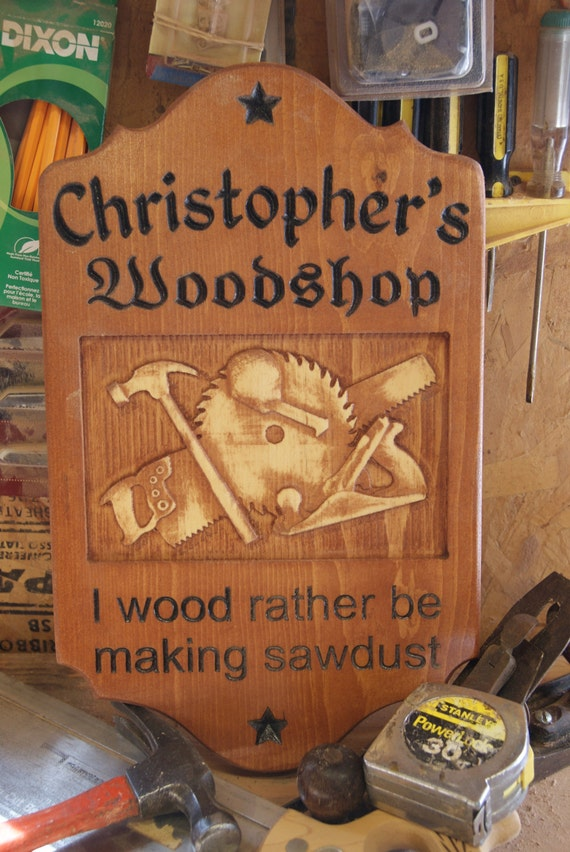 Perfect Personalized Shop Sign  Custom Signs Online  Hanging