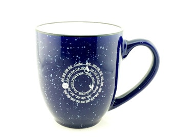 Drink Up Mug - Blue Tsalagi Cherokee Made