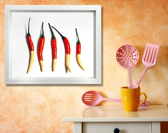 Food Photograph, food art, kitchen wall art, mom gift, gift for her,   still life, housewarming gift, kitchen poster, dining room 5x7