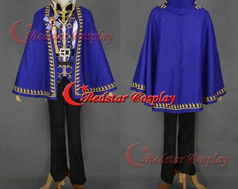 Tsukasa Suou Cosplay Costume from Ensemble Stars Judgement