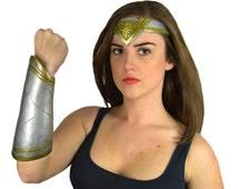 Gal Gadot Wonder Woman Tiara & Bracelets from Batman v Superman