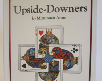 1973 Upside-Downers by Mitsumasa Anno Topsy-Turvies