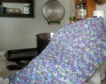Crochet baby blanket, baby blanket, crib blanket, stroller blanket