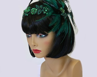 Flapper Wig/ Great Gatsby Wig/ 1920's Wig/ Black Bob Wig/ Black Wig/ Boardwalk Empire Wig/ Cabaret Wig/ Burlesque Wig/ Cosplay Wig