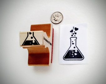 "Stamp - Love Potion, 1.75""x1"""