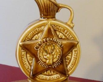 B.P.O.E Centennial Beam Bourbon Whiskey Bottle