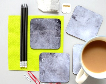 The Colour Collection - Grey Coasters