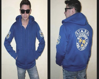 CLEARANCE / FREE SHIPPING Stars Hoodie (Resident Evil)