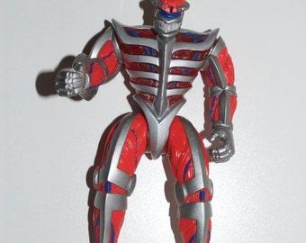 "Power Rangers Lord Zedd Action Figure 1994 Bandai 5.25"""