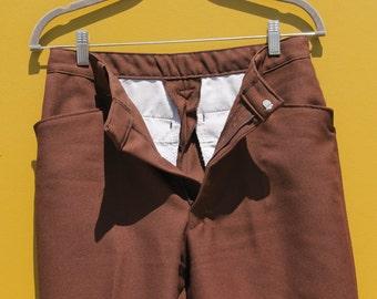 70's PanHandle Slim Trousers