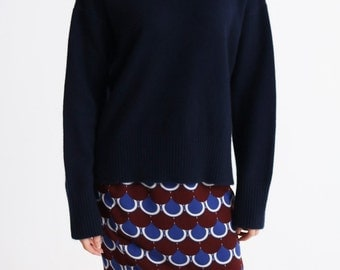 scallop skirt (on the left)