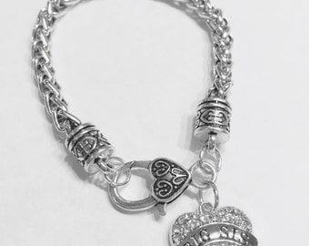 Sister Gift, Big Sis Sister Charm Bracelet, Gift For Sisters Charm Bracelet