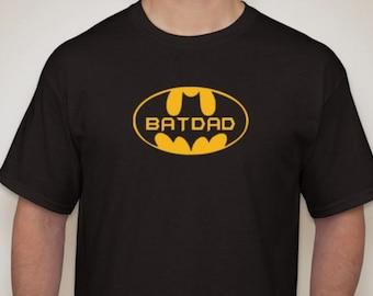 Bat Dad t-shirt Batman inspired t-shirt perfect gift for dad!!