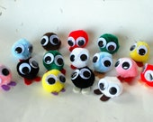 Party Favor Meeps, Large - Warm Fuzzies - Cheer Up Gifts - Fuzzy Companion - Unique Birthday Party Favors - Fun Gifts - set of 5