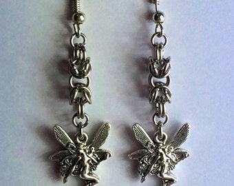 Byzantine Fairy Earrings
