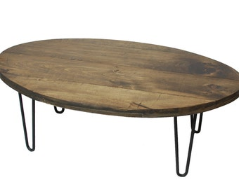 Items similar to 5 ft reclaimed wood console sofa table for 5ft coffee tables