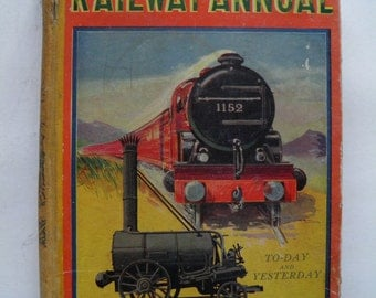 The Railway Annual Thrilling Stories of the Great Iron Way