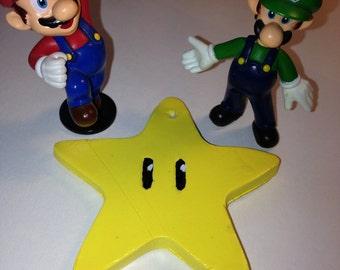 Mario Power Star Ornaments/Decorations