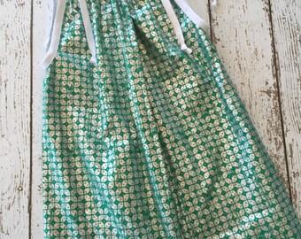 Clearance Size Medium (2t 3t 4t). Shoulder Tie Dress