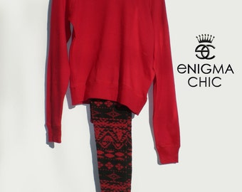 Off the Shoulder Top, Red Off the Shoulder Top, for her by enigma chic
