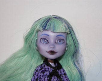 Monster High OOAK custom doll Twyla