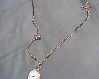 Ancre Antichoc Watch Necklace