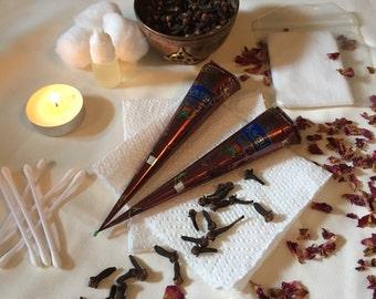 Large Henna Kit