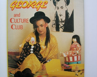 Boy George and Culture Club Book 1984