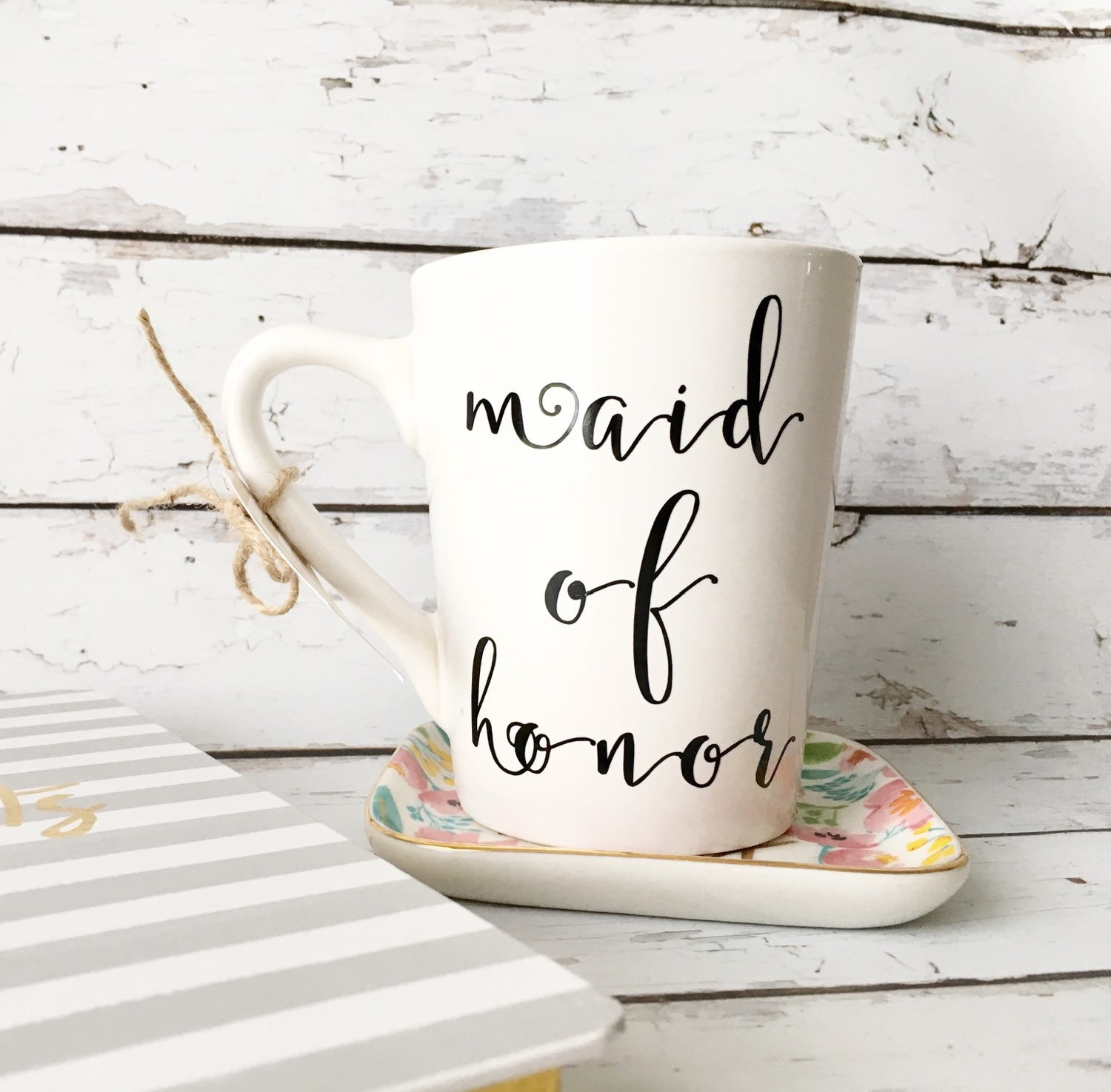 Maid Of Honor Mug Maid Of Honor Proposal Maid Of By
