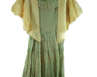 edwardian dress - downtown abbey dress - edwardian tea dress - antique dress - 1800s dress - 1800s clothing -
