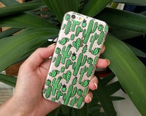Cactus Overload Phone Case For IPhone 5 5s 5c and IPhone 6 and 6 Plus