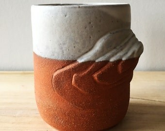 Ceramic Topography Cup
