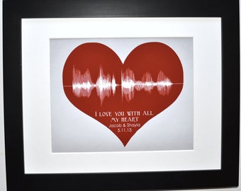 Wedding gift song lyrics personalized wedding gifts for couple unique wedding song lyrics vows print custom heart love him her artwork art