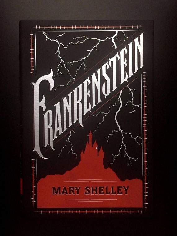 Frankenstein by Mary Shel...