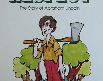 The Value of Respect - The Story of Abraham Lincoln - A ValueTales Children's Picture Storybook