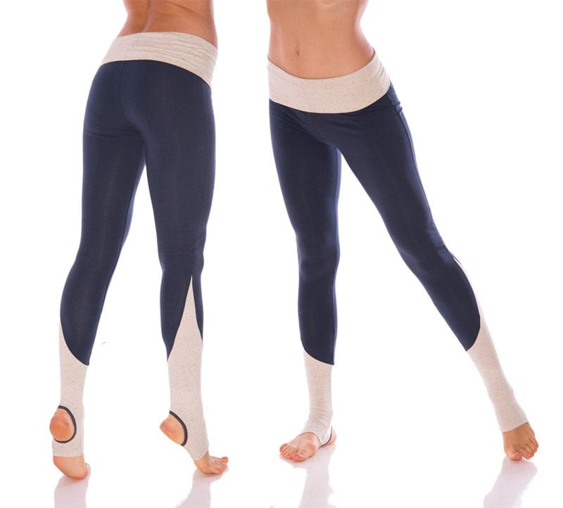 Organic yoga pants | Etsy