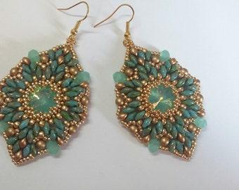 Earrings Esmeralda (Esmeralda Earrings)