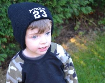 Warm children's hat