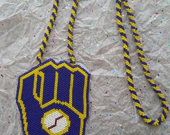 Milwaukee Brewers Medallion