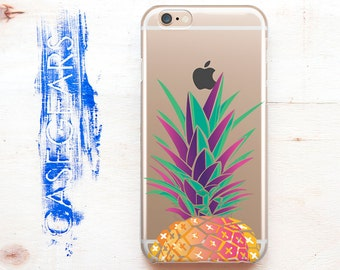 iphone 6 case pineapple HTC M8 iPhone  5 5C Case Exotic iPhone 6 6S Plus S7 Edge Case Tropical S6 Edge Plus Case CGCP0001