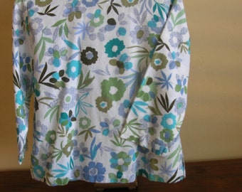 Hot Cotton Floral Top