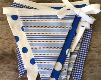 Brilliant Blue Bunting
