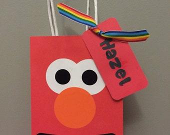 Sesame Street Goodie Bags (set of 12)