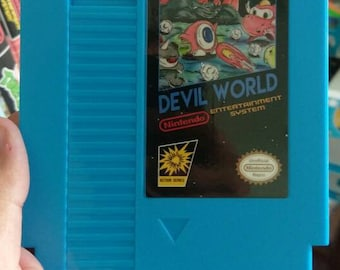 Devil World (Nintendo Entertainment System, 1984) - NTSC Version - (NES) with Dust Cover *NEW*