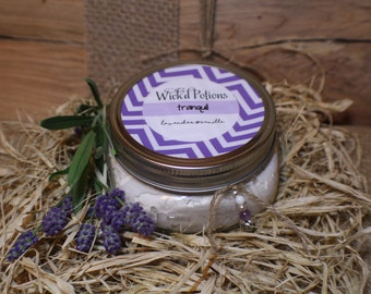 Tranquil Body Butter (Lavender & Vanilla)