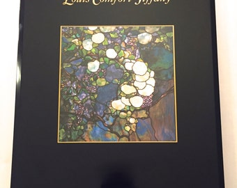 The World of Louis Comfort Tiffany (Anchorman Collection 1994 Blue Glossy Hardcover) Jewelry - Takeo Horiuchi, Greco Corporation