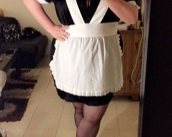 Magenta from Rocky Horror Picture Show Maid Costume
