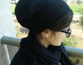 Tichel Volumizer with **Anti Slip Headband** perfect for your tichel, headcovering, headscarf, bandana-NEW-All In One Hat