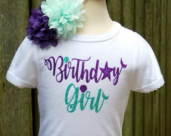 Girls First Birthday Shirt Girls 1st Birthday One Birthday