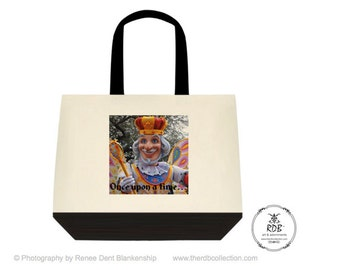 Once Upon a Time Tote - New Orleans - theRDBcollection